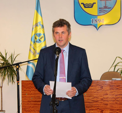 Александр Яковлев, Скадовский городской голова