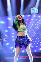 Sunny Leone Dancing on stage At Rogue Movie Audio Music Launch ~  309.JPG