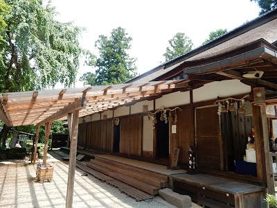 吉野山:吉水神社書院