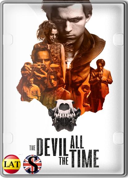 El Diablo a Todas Horas (2020) WEB-DL 720P LATINO/INGLES
