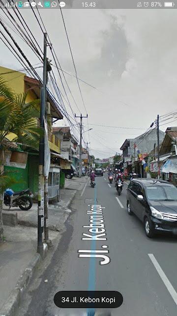 Disewakan dan Dijual Ruko dan Rumah Strategis di Jalan Kebon Kopi, Investasi yang Menguntungkan Lho!