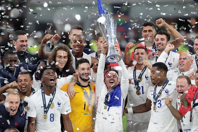 La Francia conquista la Nations League