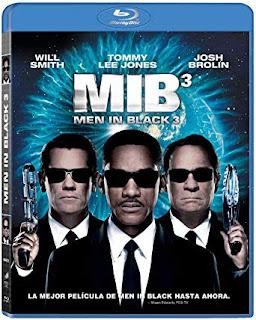 Hombres de Negro 3 [BD25]