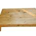 Hướng dẫn Tự đóng một cái Bàn gỗ chân xếp