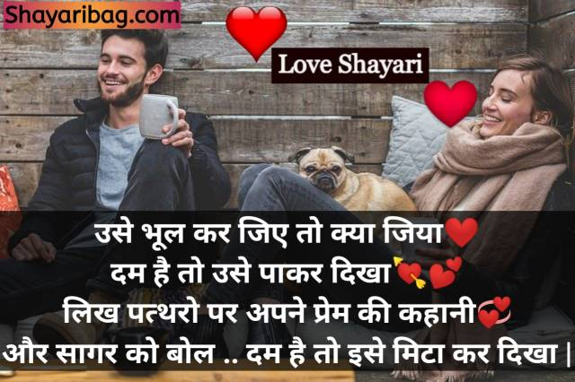 Love Ki Shayari Photo