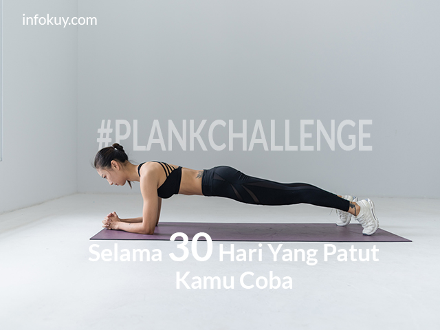 Plankchallenge Selama 30 Hari