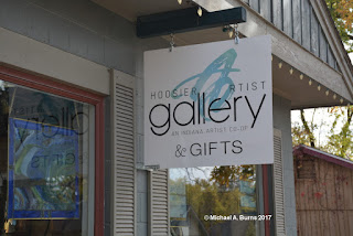 Hoosier Artist Gallery in Nashville Indiana