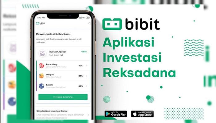 Aplikasi Reksadana Bibit