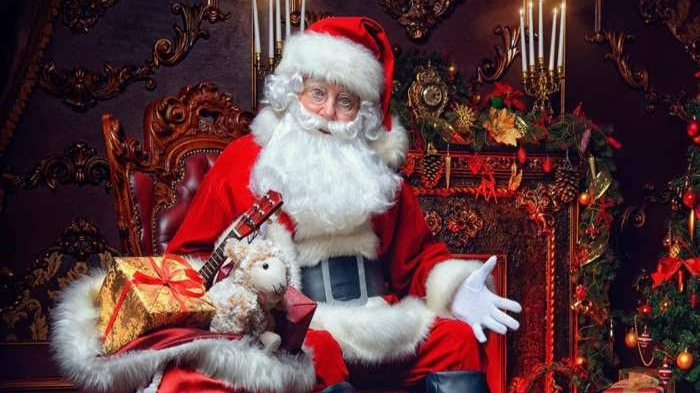 In Belgium, Corona-infected Santa Claus distributed gifts; 157 ill, 18 killed.