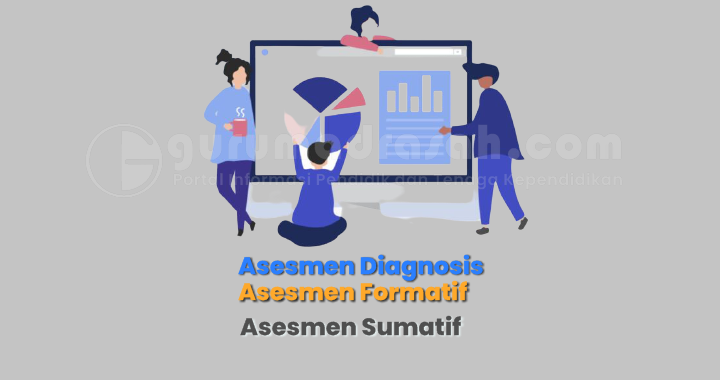 Inilah Perbedaan Asesmen Diagnosis, Asesmen Formatif, dan Asesmen Sumatif