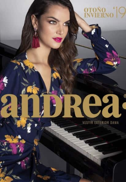 Catalogo Ropa Andrea Otoño Invierno 2019