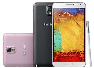Samsung Galaxy Note III and Galaxy Gear