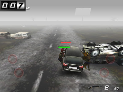 Zombie Highway-videojuegoparamoviles-android-juegosandroid-zombies-juegosdezombies-