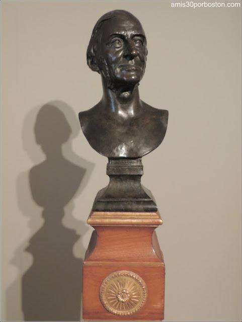 Museo Concord: Ralph Waldo Emerson de Daniel Chester French