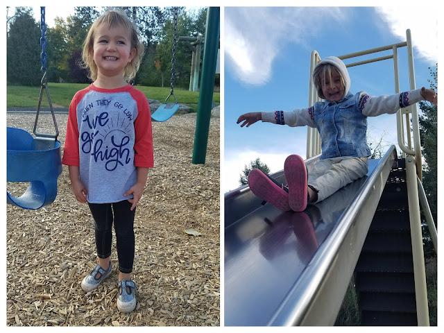 Voyeur at the playground