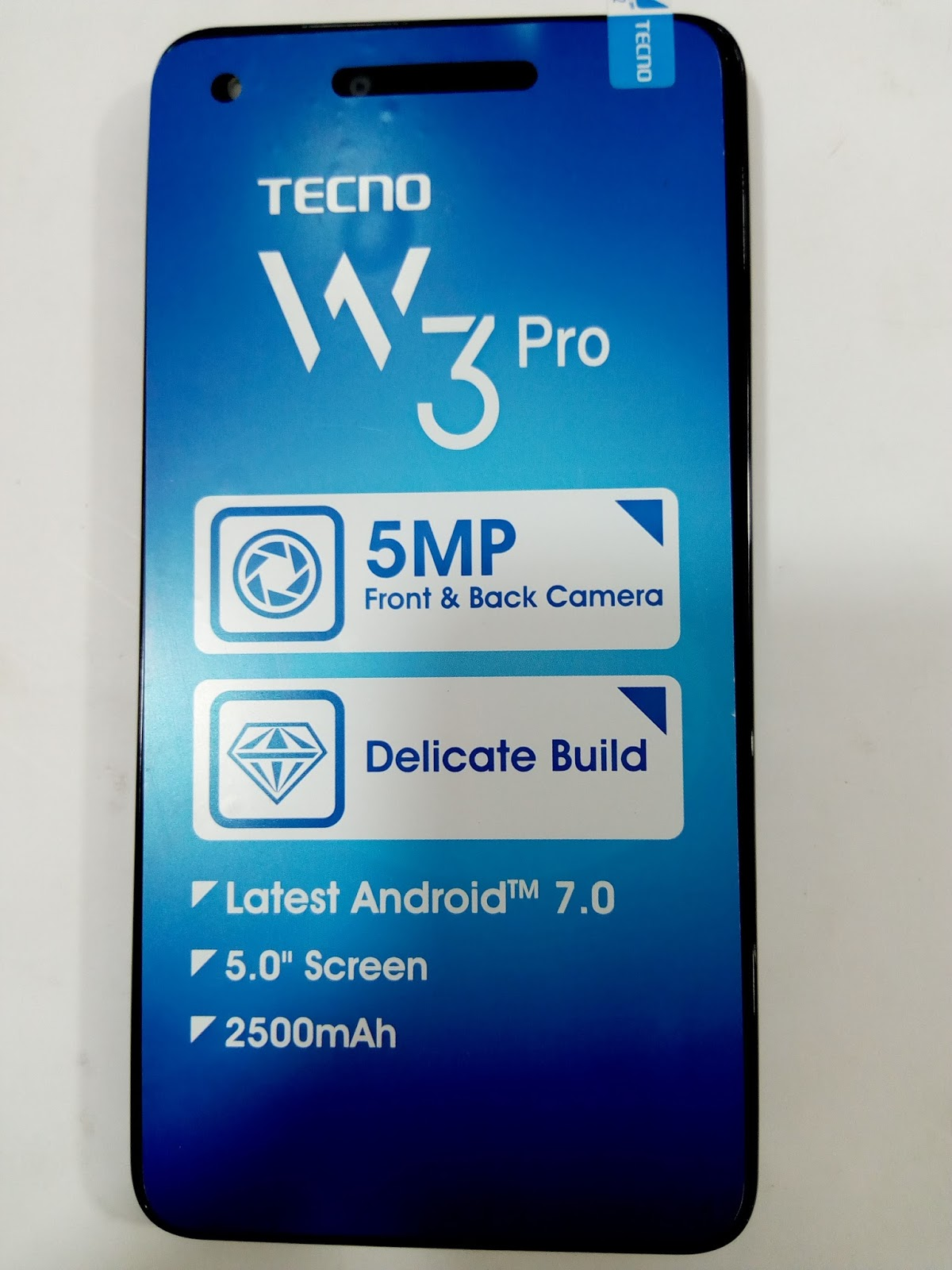 TECNO W3 PRO FLASH FILE MT6580 7 0 100% TESTED * KaremaFirmware