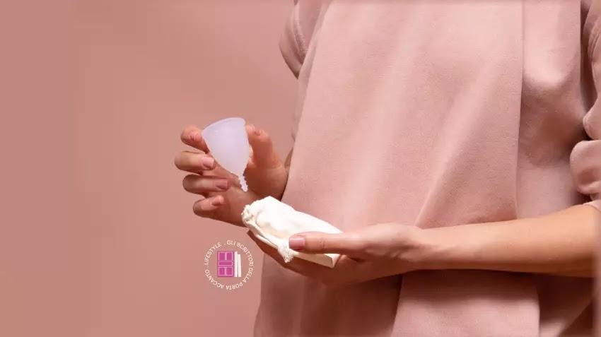 Coppetta mestruale, una soluzione riutilizzabile