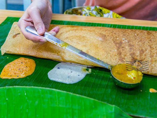 Krsna Restaurant @ Lebuh Pasar, Little India, Georgetown, Penang