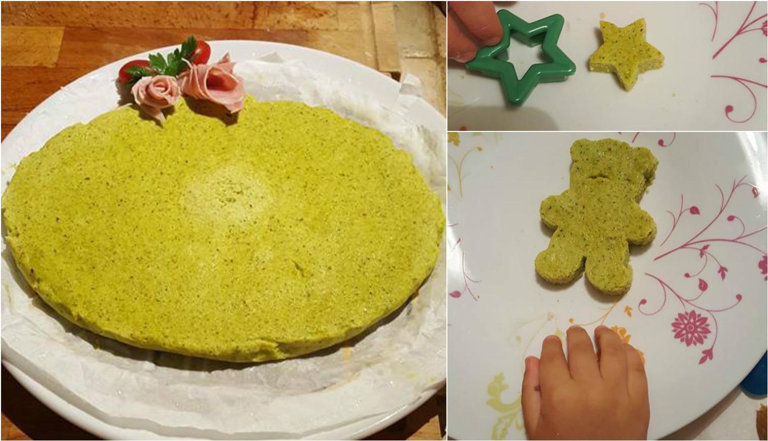 La ricetta della frittata di zucchine al vapore che - Ricette che possono cucinare i bambini ...