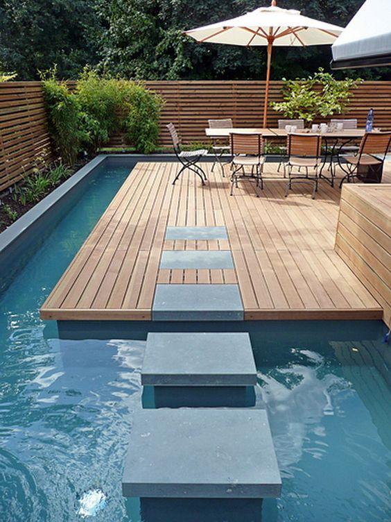 Kolam Renang Minimalis Untuk Rumah Mewah