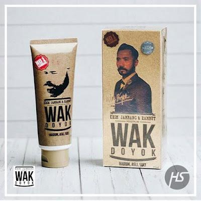 Wak Doyok Asli - Cream Penumbuh Rambut