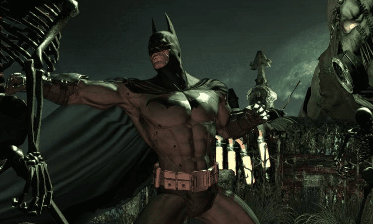 تحميل لعبة باتمان للكمبيوتر جميع الإصدارات