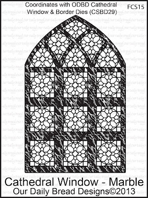 ODBD Cathedral Window - Marble
