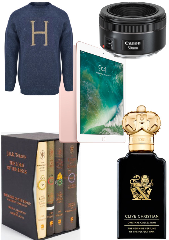 Luxe Early Birthday Wish List