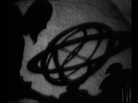 Shadow of Tzar Ivan and armillary sphere