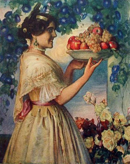 Valencianas pintadas jos pinazo mart nez - Pintor valenciano ...