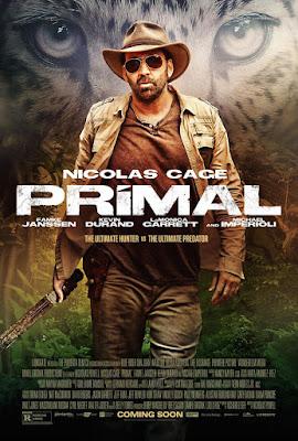 Primal |2019| |DVD| |NTSC|  |Custom| |Subtitulada|