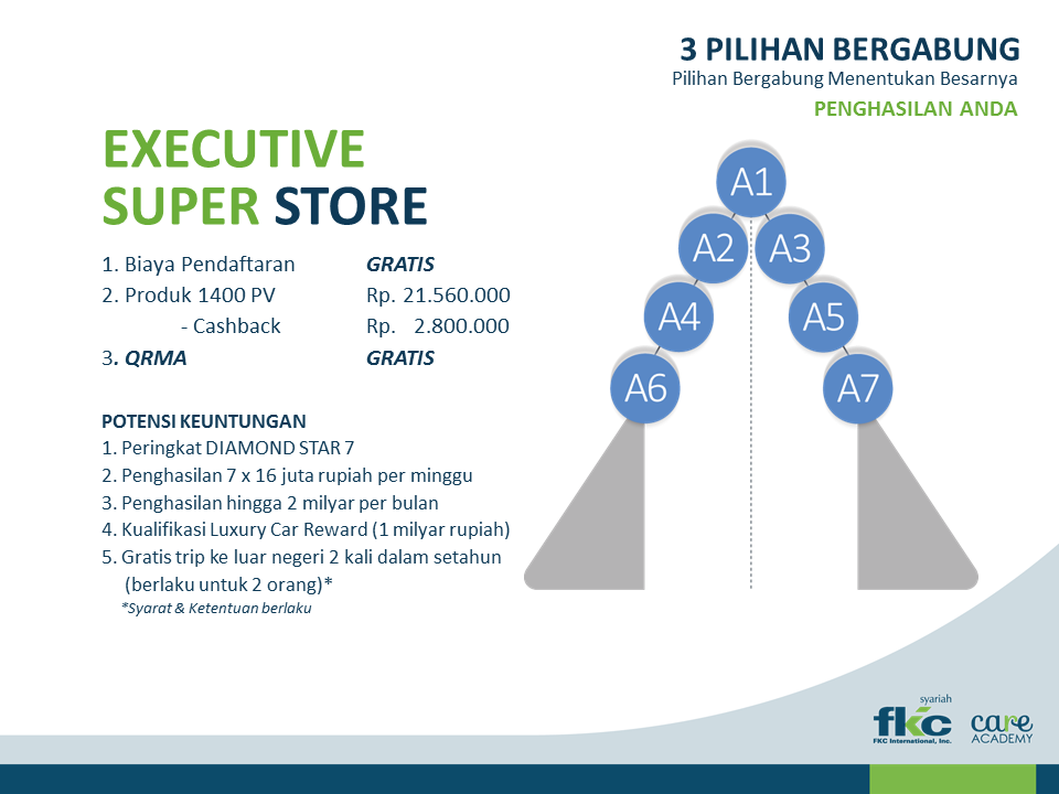 Sistem Bisnis Dan Marketing Plan Fkc