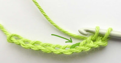 Linked stitches tutorial - img 2