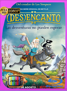 Desencanto (2018) Temporada 1-2 [1080p] Latino [GoogleDrive] SilvestreHD