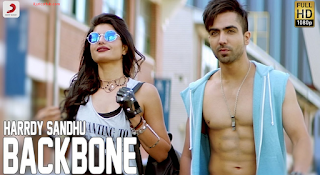 Backbone ft. Harrdy Sandhu Full HD Video