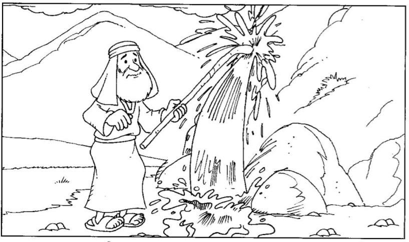 Assembléia De Deus: Moises