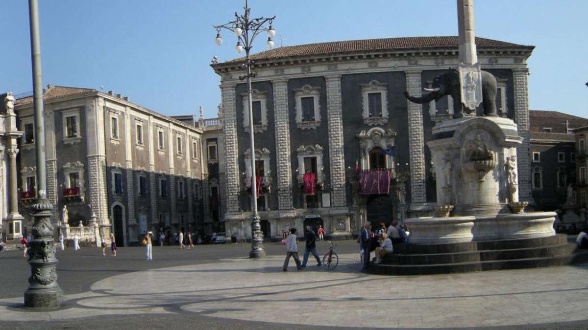 turismo in crisi catania