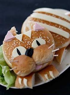 Comida para niños que entra «por los ojos»