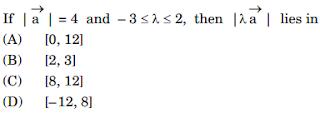 ncert solution class 12th math Question 7