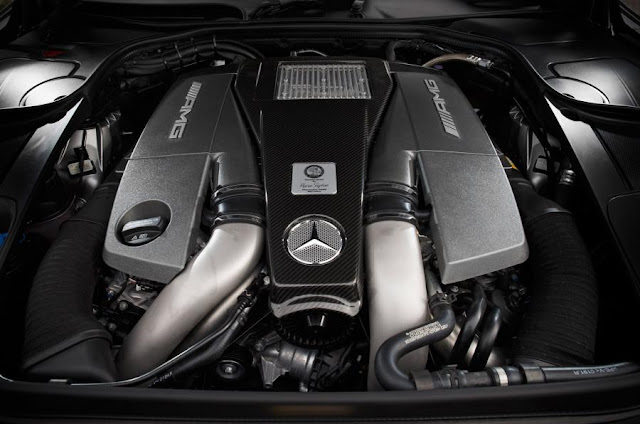 2016 Mercedes-AMG S 63 Cabriolet