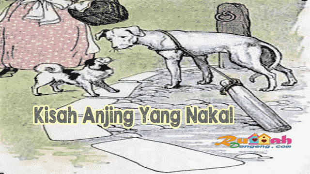 Dongeng Anjing Yang Nakal