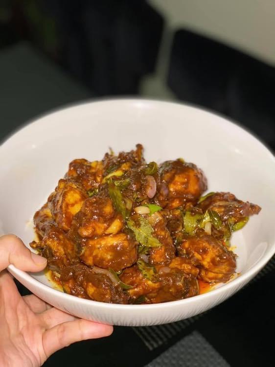 Resepi Ayam Masak Kam Heong
