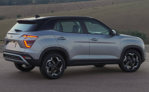 Novo Hyundai Creta 2022 - Consumo e Desempenho