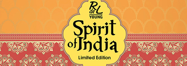 Rival de Loop Young Spirit By India - Limited Edition LE - September 2015