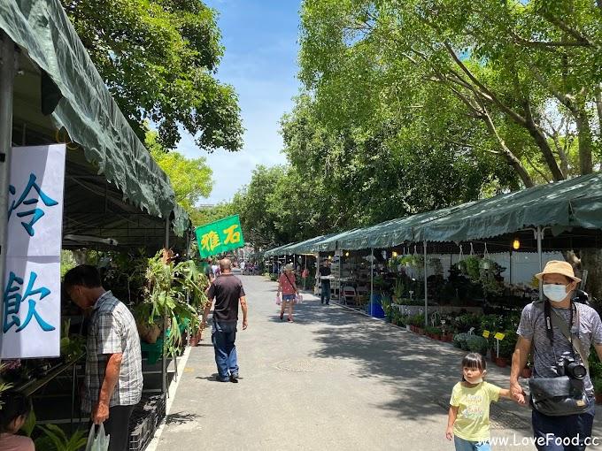新竹東區-新竹假日花市-各種小吃與遊戲攤販-holiday-flower-market-hsinchu