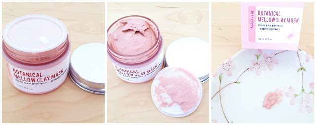 Hawaiian Pink clay mask