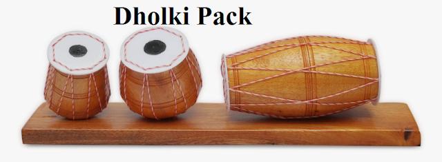 Dholki Seample Packs Free Download
