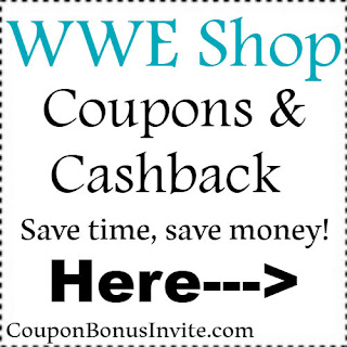 Save $25 at WWE Shop with coupon code for 2018-2019| Feb, March, April, May, June, July, Aug, Sep, Oct, Nov, Dec