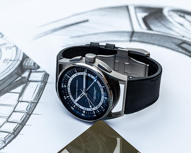 Porsche Design - 1919 Globetimer UTC