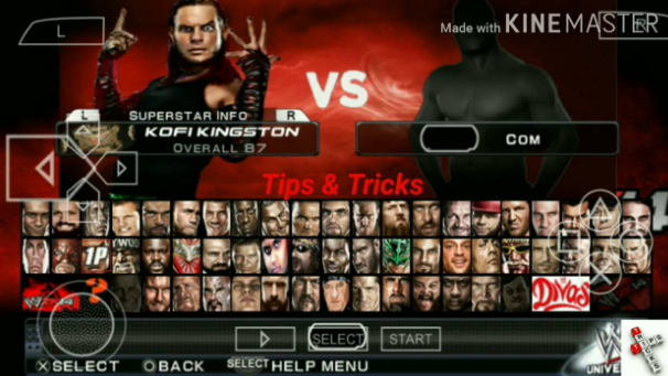 download wwe 2k17 ppsspp android